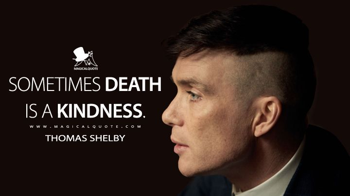 Peaky Blinders Quotes - MagicalQuote in 2020 | Peaky ...