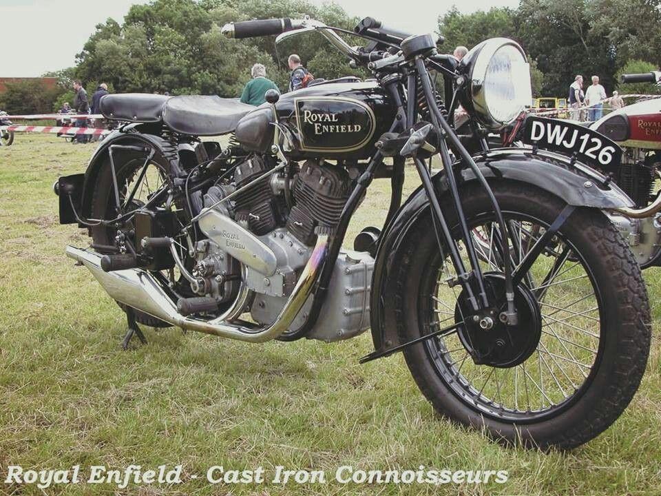 1938 Royal Enfield Model Kx 1138cc V Twin Royal Enfield Enfield Enfield Motorcycle