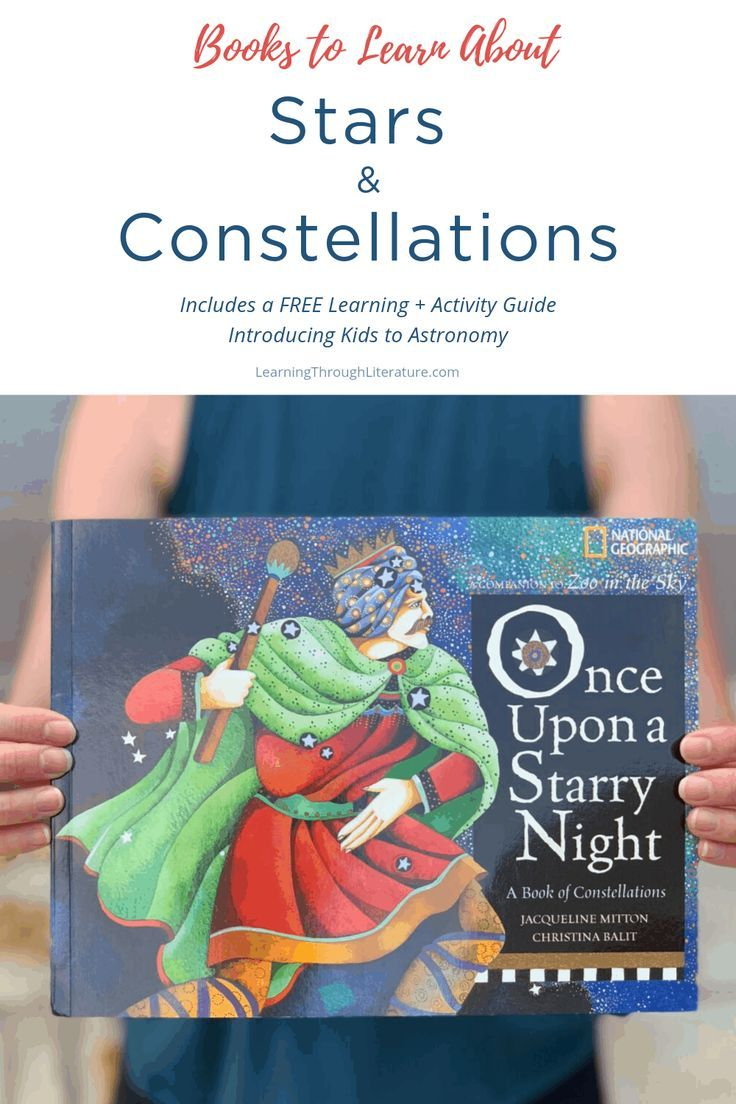 Photo of Learn About Constellations + Learning & Activity Guide