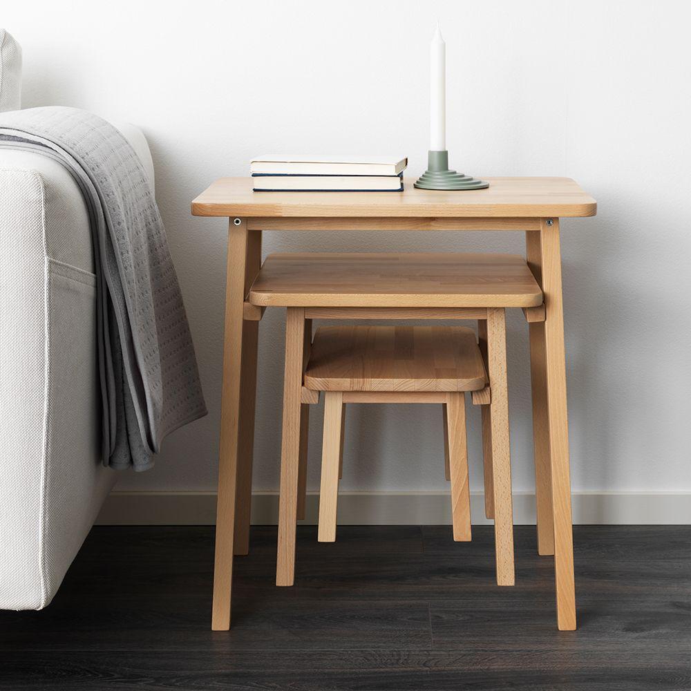 Ypperlig nesting tables in furniture pinterest ikea