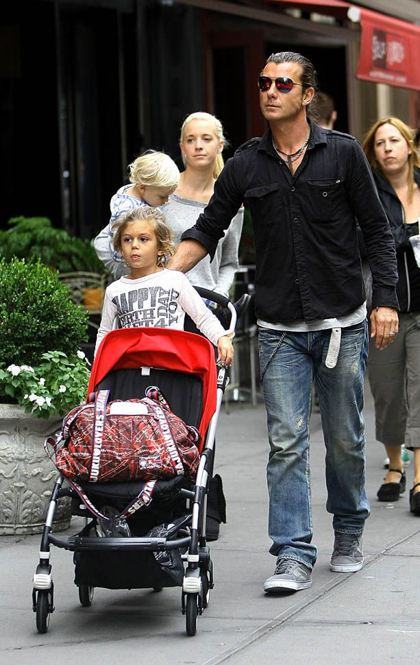 546c82dc09fc Gavin Rossdale cheated on Gwen Stefani with nanny Mindy Mann for ...