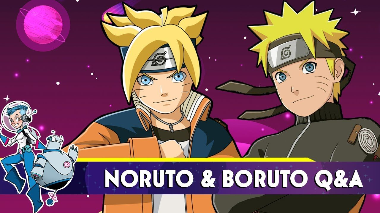 Naruto & Boruto Q&A in 2020 Boruto, Anime shows, Anime