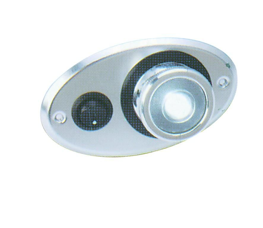 Led Caravan Light 1w Dc Rotatable Gogreen Lights Lighting Futurelight Solar Efficient Green Energy Caravan Lights Outdoor Gardens Solar Deck Lights