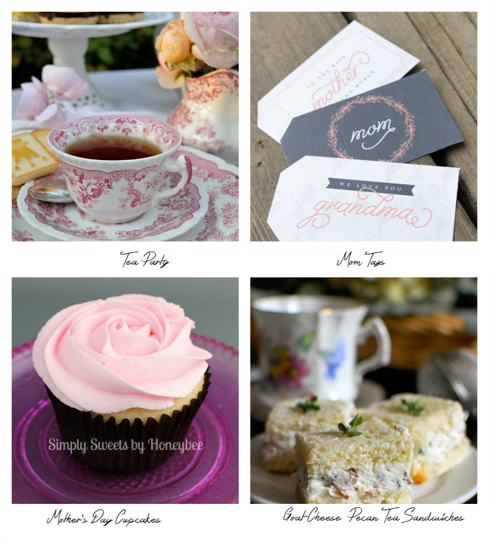 The Inspiration Board Spotlight 205 & Inspiring Tea Time