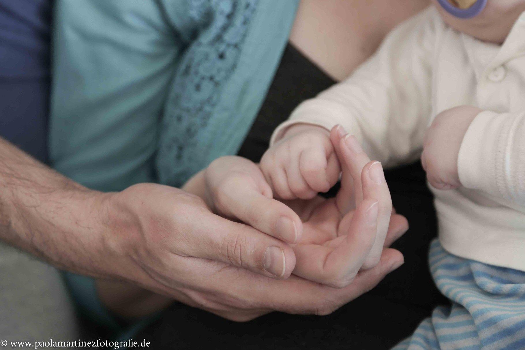 Babyfotografie - Familienfotografie