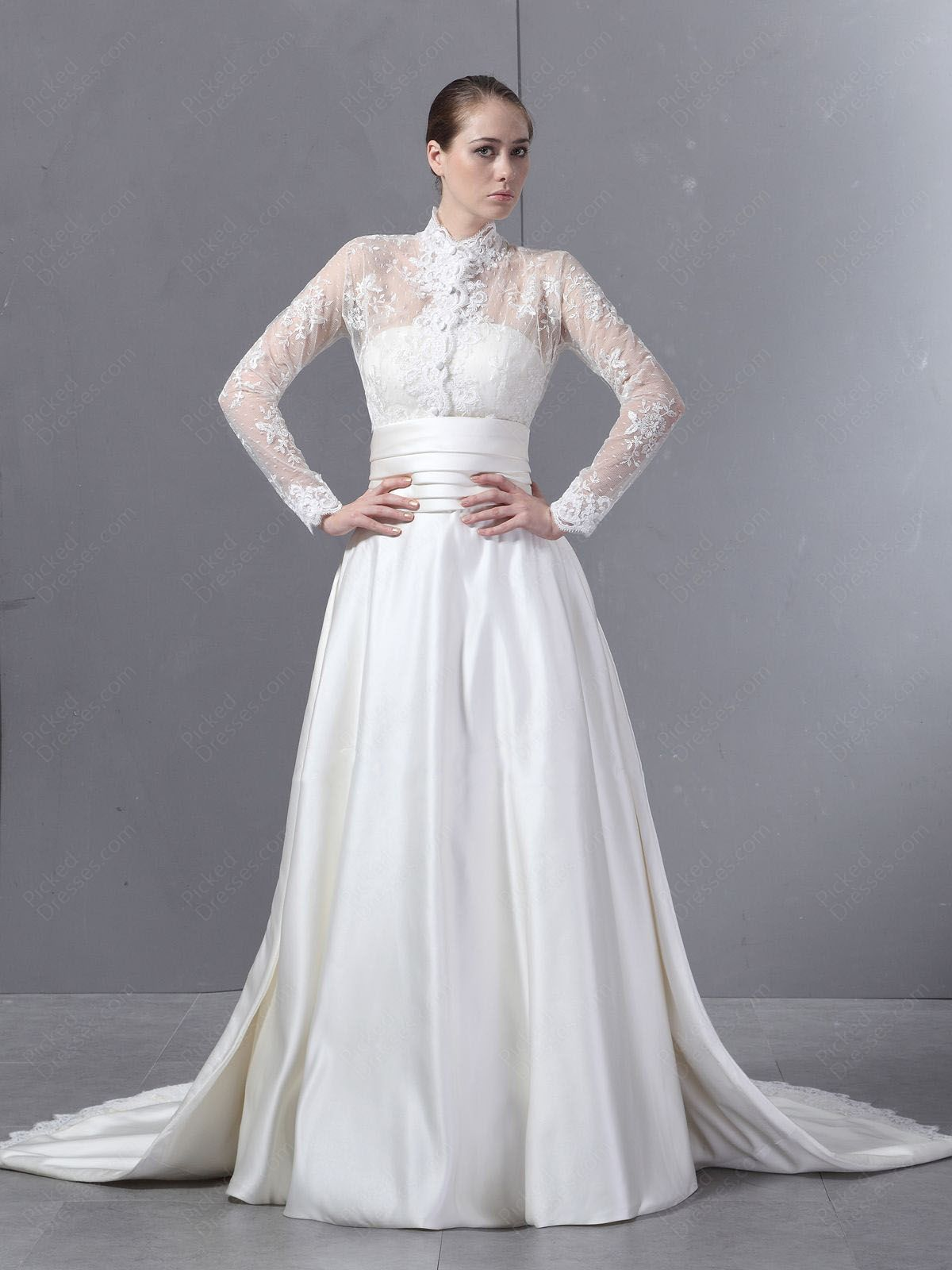 Lace Wedding Dress Dresses, Ivory lace wedding dress