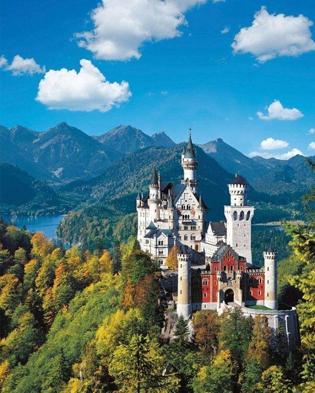 Neuschwanstein Neuschwanstein Castle Germany Travel Guide Castle