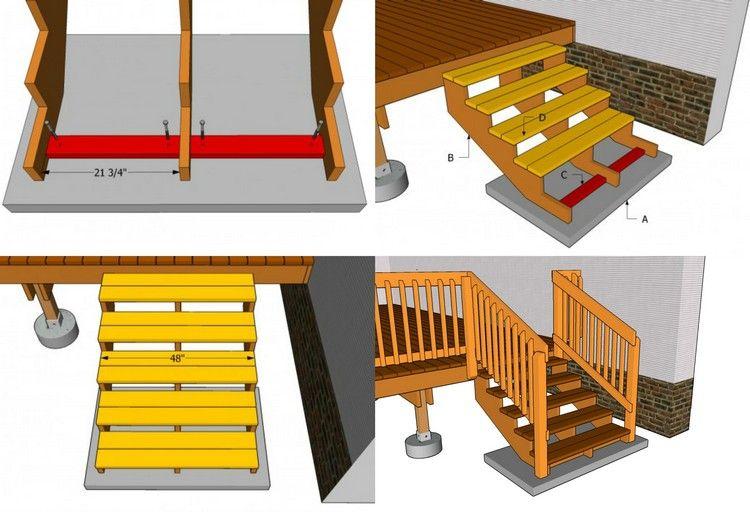24+ Treppe selber bauen holz 2021 ideen