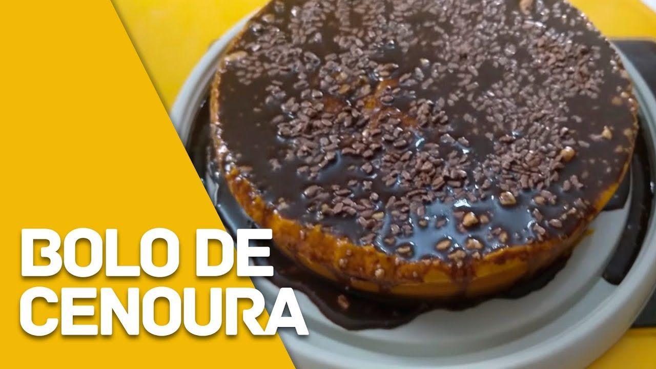 Bolo De Cenoura Micro Sobrevivencia 1 2 Xicara Cha De Oleo 2