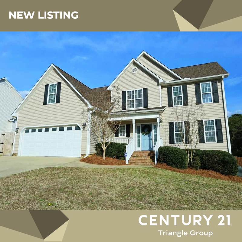 Just Listed In Terrace Ridge 246 900 Https Www Century21trianglegroup Com This Well Maintained Home Boast Terrace North Carolina Homes Spending Family Time