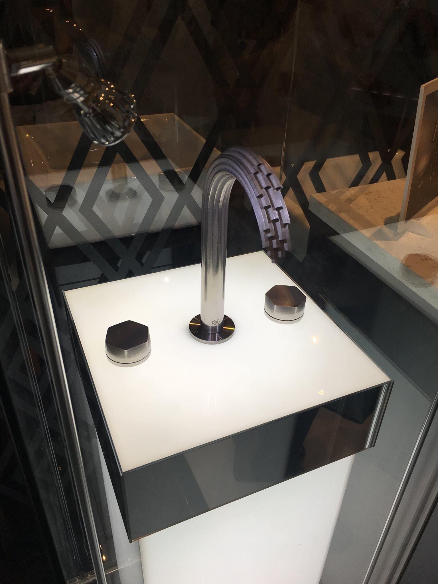 DXV 3D Shadowbook faucet. American Standard Showroom NYC | American ...