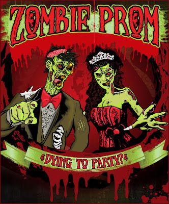 Photo of Die Planung der Halloween-Party beginnt: Zombie Prom