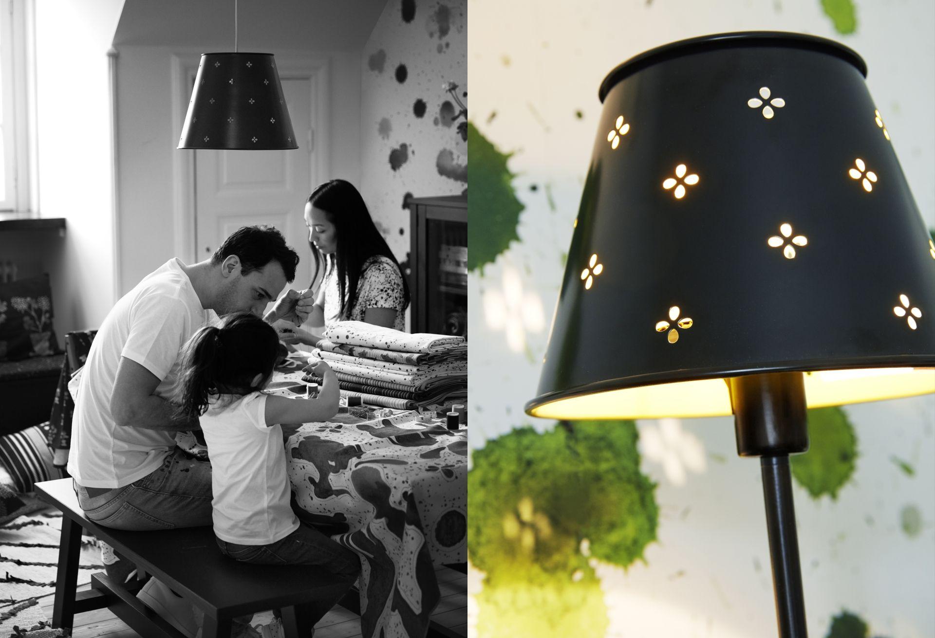 Schwedische Tradition passt auch in ein modernes Zuhause... etwa in ...