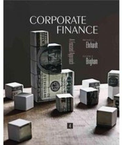 Download test bank online for corporate finance 4th edition michael download test bank online for corporate finance 4th edition michael c ehrhardt isbn 10 fandeluxe