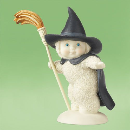 Snowbabies You Re A Bad Witch The Worst Witch Personalized