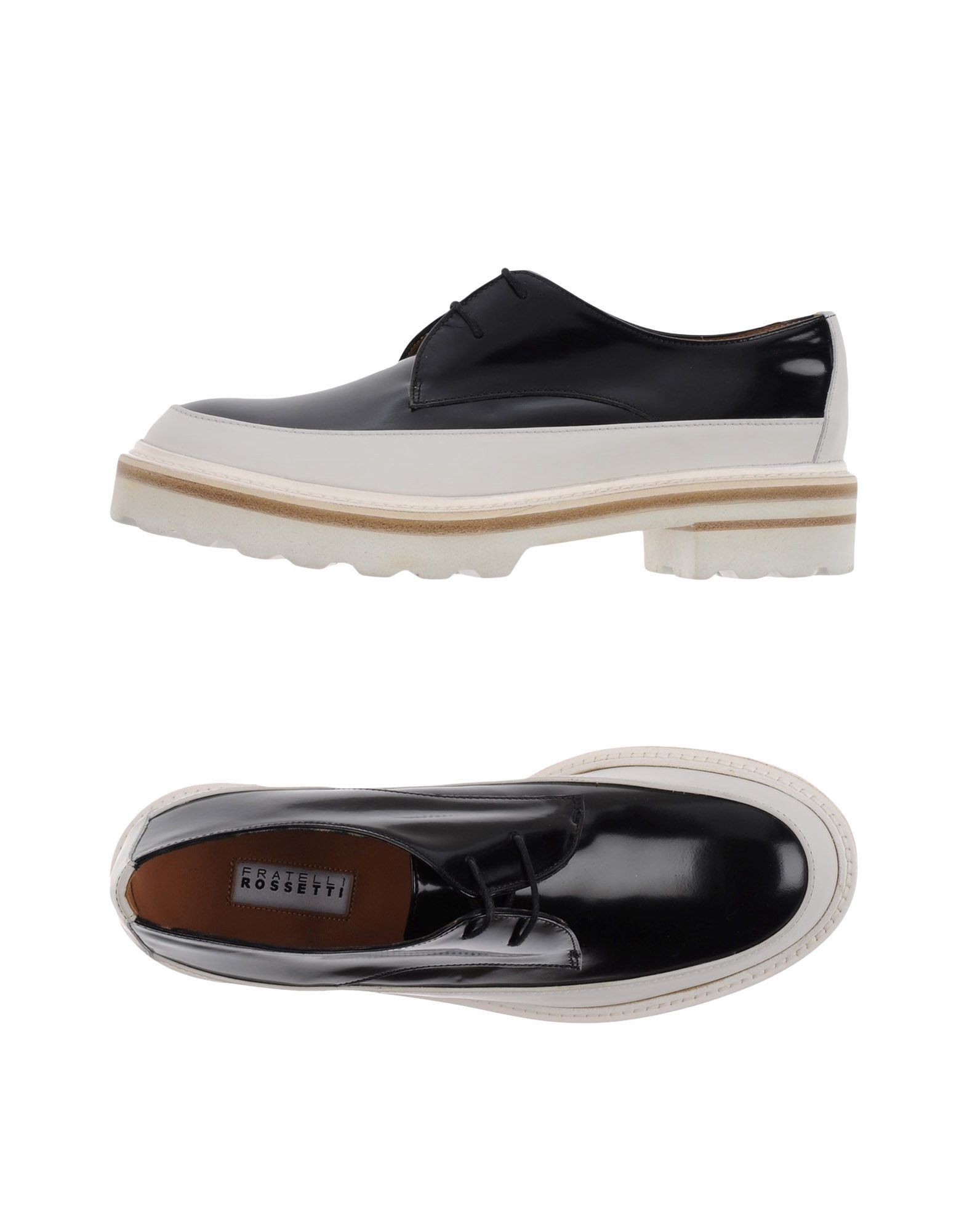 Fratelli Rossetti Women Laced Shoes on YOOX. The best online selection of Laced  Shoes Fratelli Rossetti.