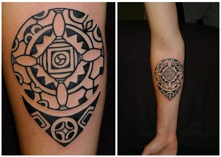 tribal wrist tattoos for men | tribal-various-arm-hands-wrist-elbow