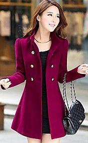 Manteau femme style coreen