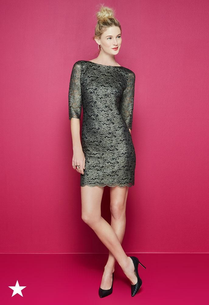 Searching for a shiny New Year\'s Eve dress without a ton of sparkle ...