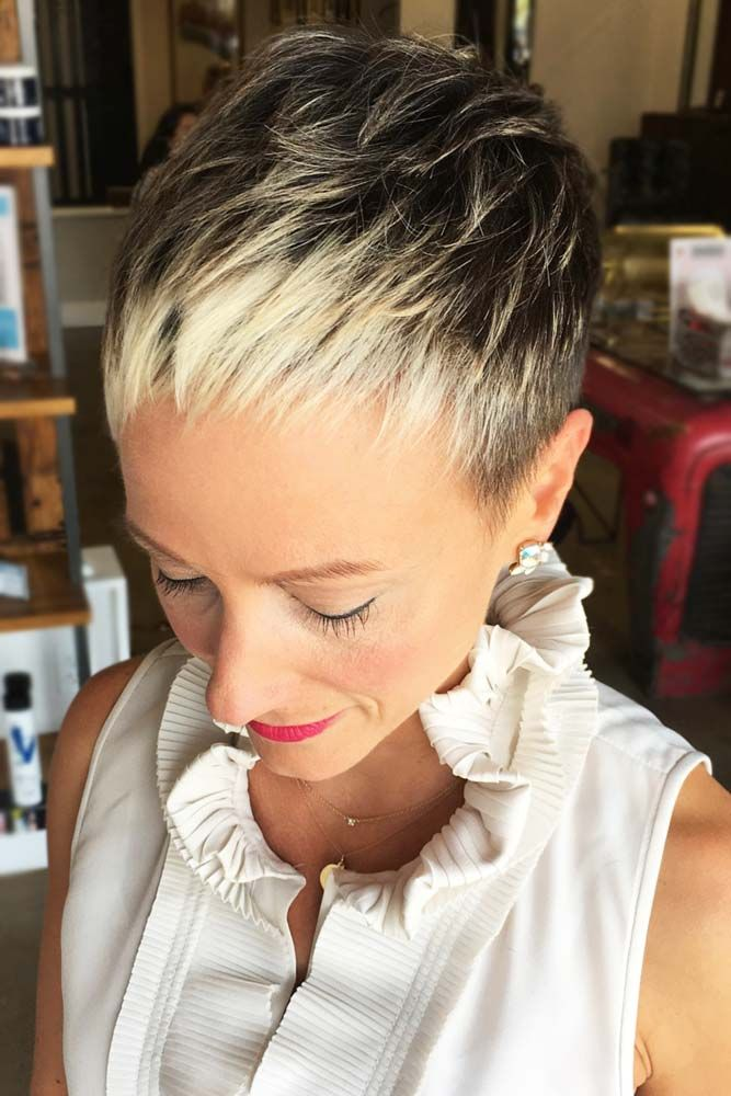 25 Pixie Haircuts For Women Over 50 To Enjoy Your Age Short Hair