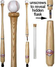 Grand Slam Baseball Bat Walking Cane | Baseball/softball