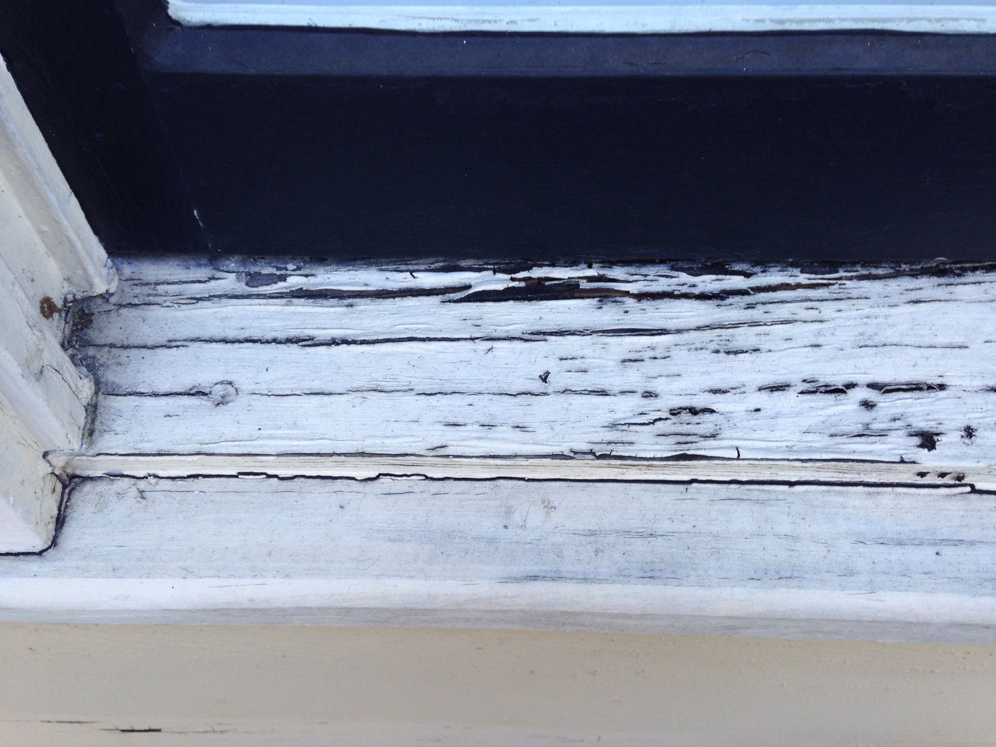 How To Repair Weathered Window Sills The Craftsman Blog Window Repair Window Sill Exterior Window Sill