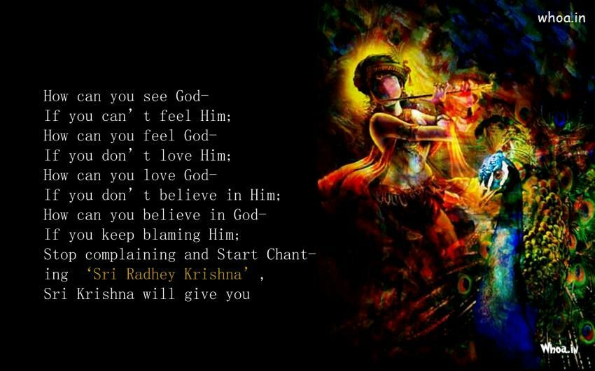 Pin By Meera Kṛṣṇa On Spiritual Quotes Pinterest Krishna Quotes