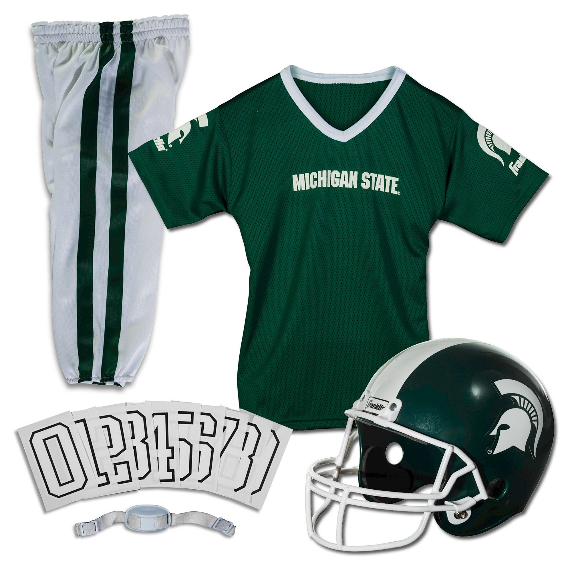 Franklin Sports Team Licensed Michigan State Spartans Deluxe