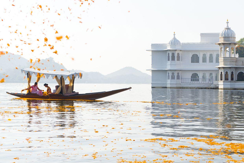 5 Star Palace Hotel in Udaipur Taj Lake Palace, Udaipur