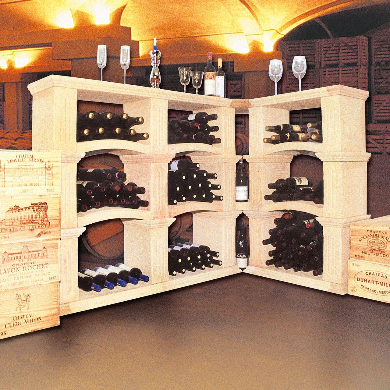 Relativ Mit dem Weinregal Portovino erfüllen Sie sich Ihren eigenen Traum  VT26