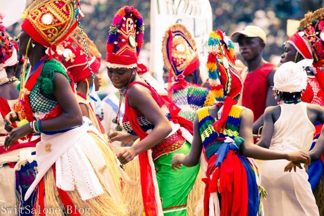 Sierra Leone 50yrs of Independence: Culture and Dance