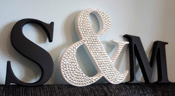 Wedding Letters Wedding Decoration By Lettersfromtheheartx