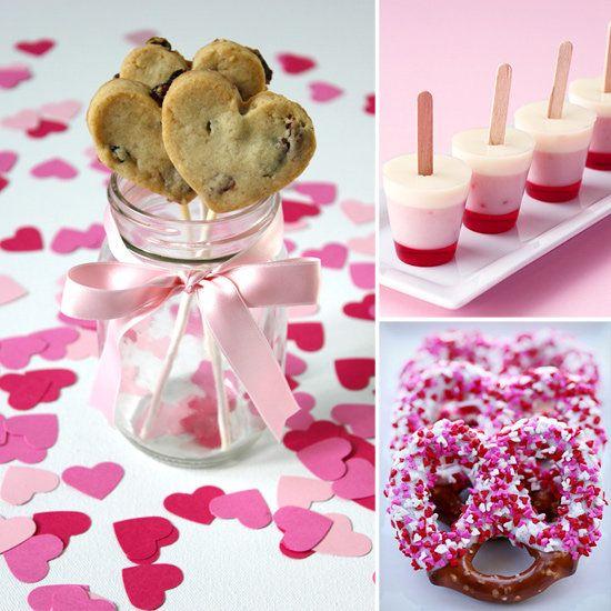 Sweet valentines #kids #desserts