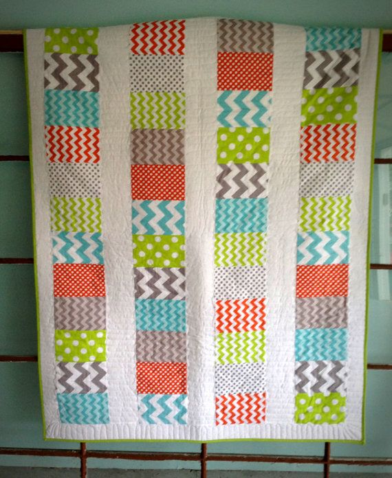 Modern Chevron Quilt For sale- check out the Etsy site! | Quilts I ... : chevron quilts for sale - Adamdwight.com