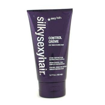 Silky Sexy Hair Control Creme ( For Thick/Coarse Hair ) - Sexy Hair Concepts - Silky Sexy Hair - Hair Care - 150ml/5.1oz by Sexy Hair Concepts. $14.00. 150ml/5.1oz. Helps subdue frizzy, unruly hair Adds suppleness & smoothness to hair Excellent for thick, coarse hair To use: Apply to wet hair & style as usual - Sexy Hair Concepts - Silky Sexy Hair - Hair Care