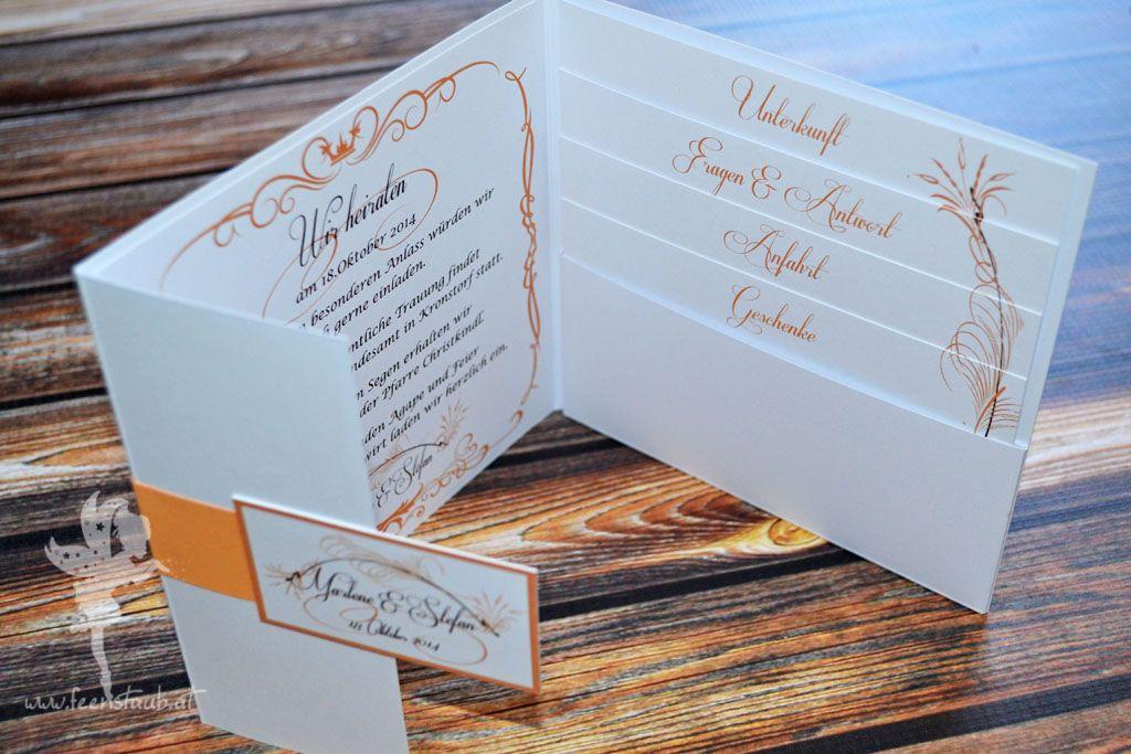 #weddingpapeterie #weddinginvitation #feenstaub #hochzeitseinladung #pocketeinladung #tweddingstationary #www.feenstaub.at