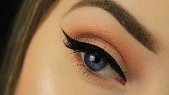 thin winged liner #Wingedliner #wingedliner