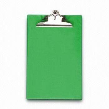 Green Clip Board in A4/A5 Size