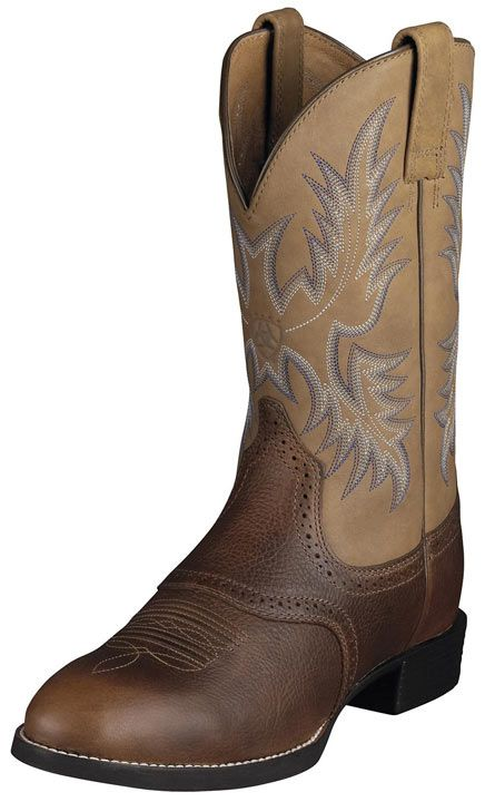 5aa683d16a9 Ariat Men's Heritage Stockman 11