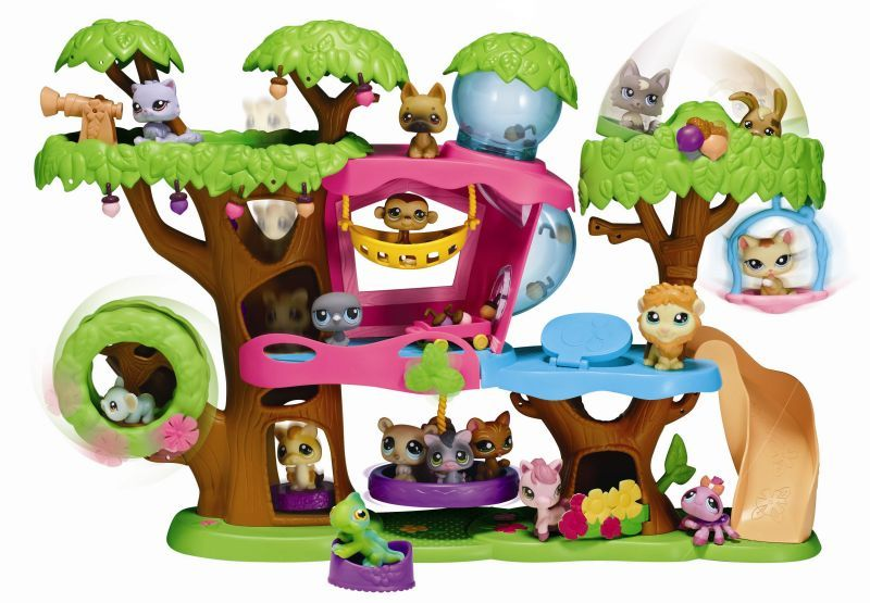 Littlest Pet Shop Tree House Lps littlest pet shop, Lps