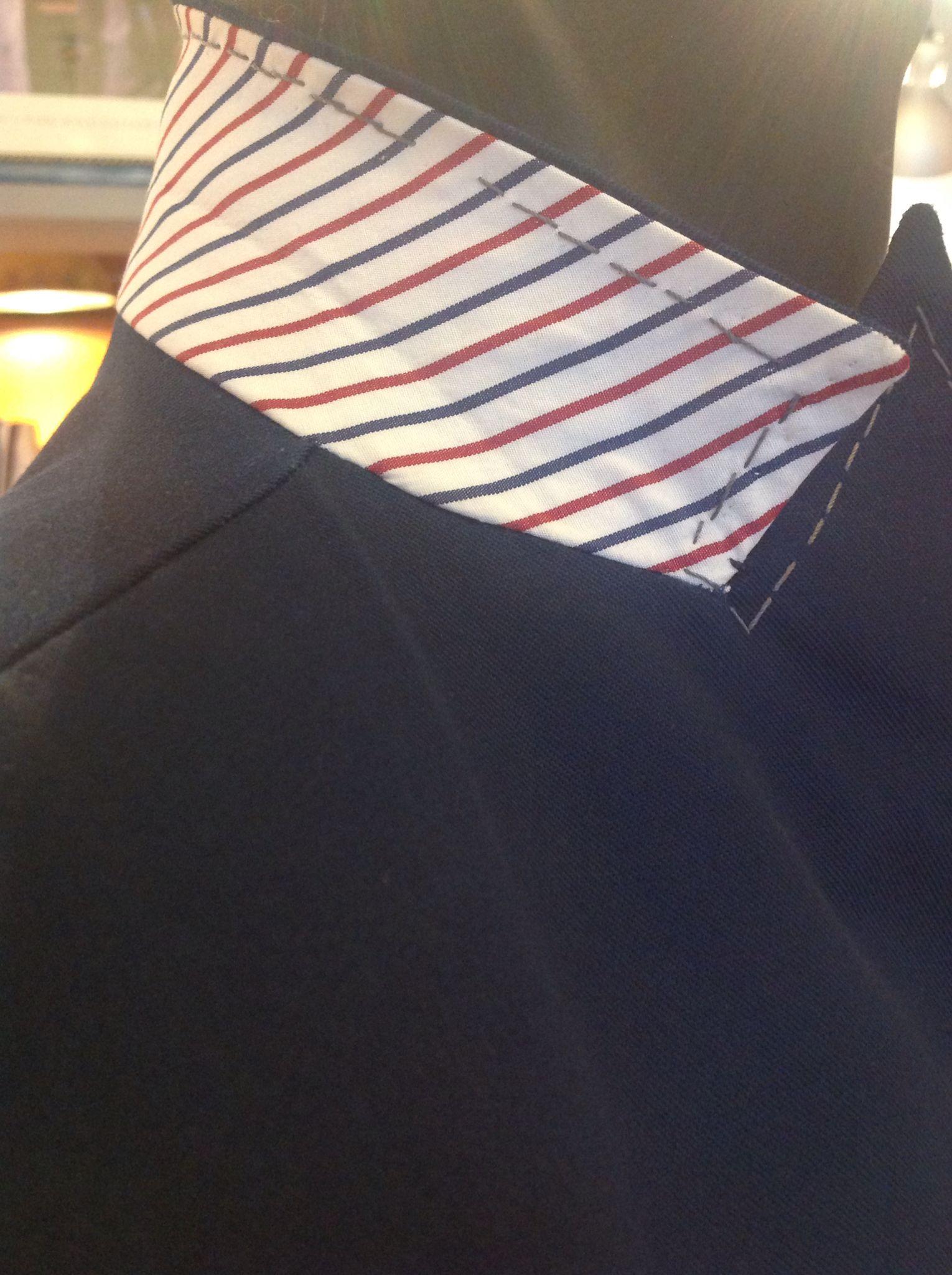 Compagnia dei Colletti Bespoke shirting in Rome