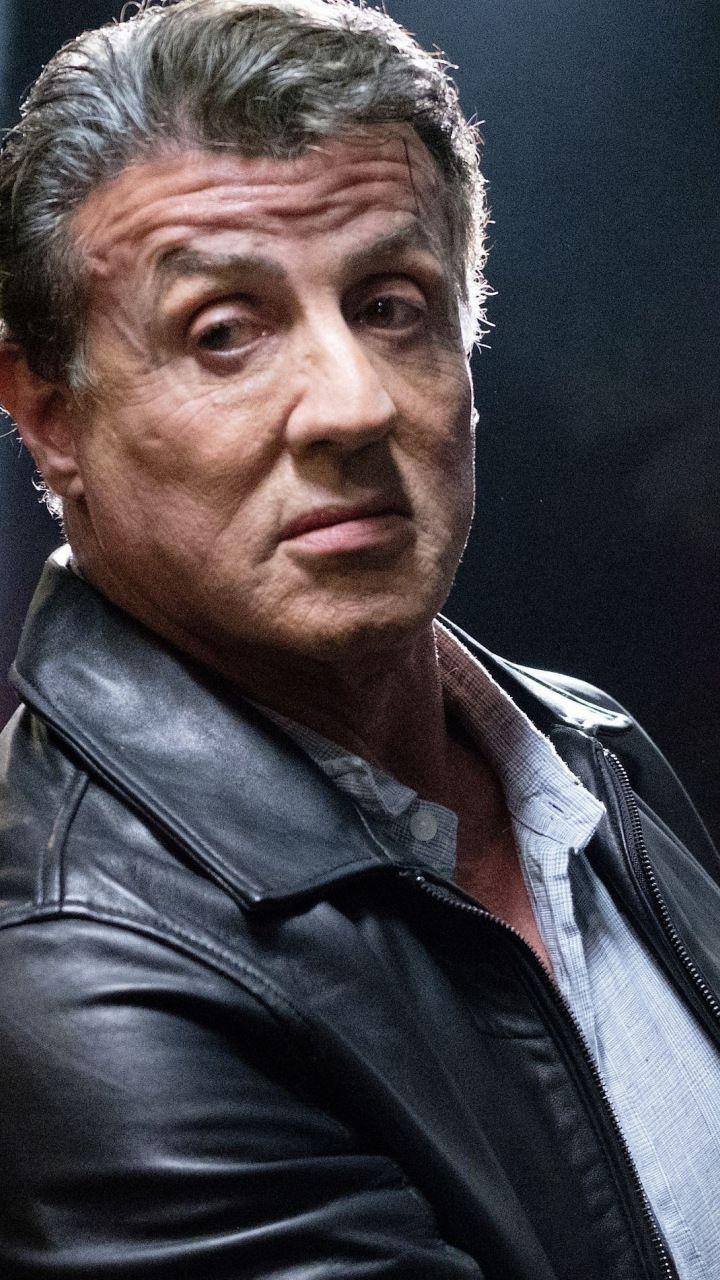 Sylvester Stallone, Es...