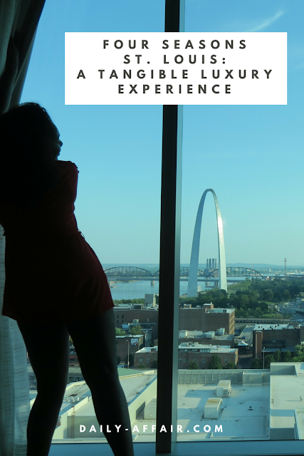 Four Seasons St. Louis a tangible luxury experience The