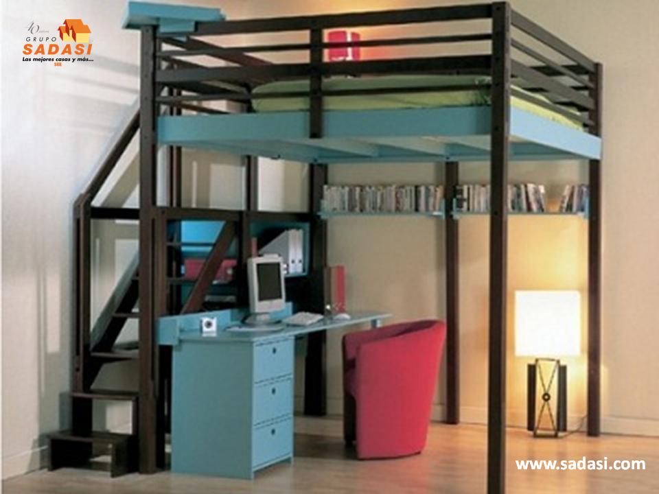 Decoracion las mejores casas de m xico si tiene poco for Muebles poco espacio