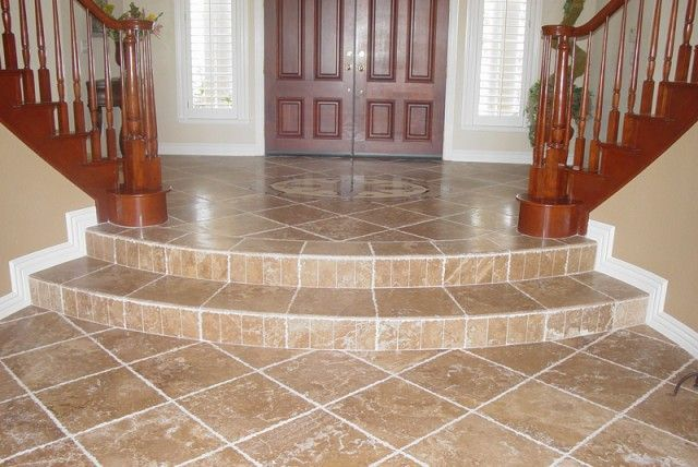 Pin by april sanchez on tile pinterest floor stain colors acid another tile job done by chicago il flooring contractors ppazfo