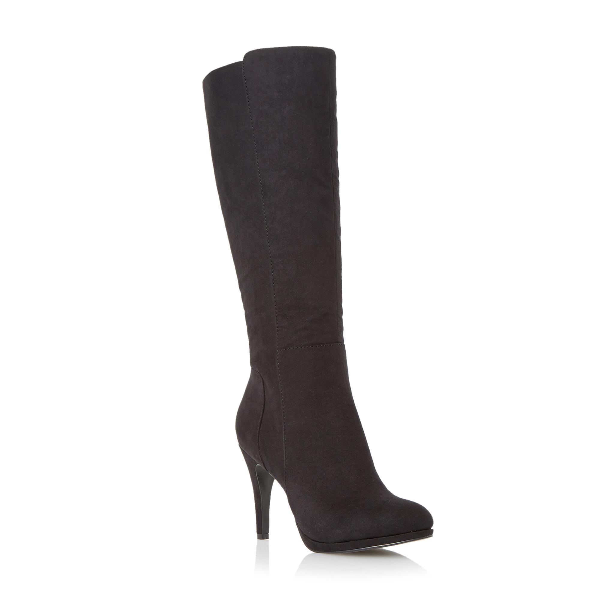 Roberto Vianni Ladies SHERELLE High Heel Knee High Boot