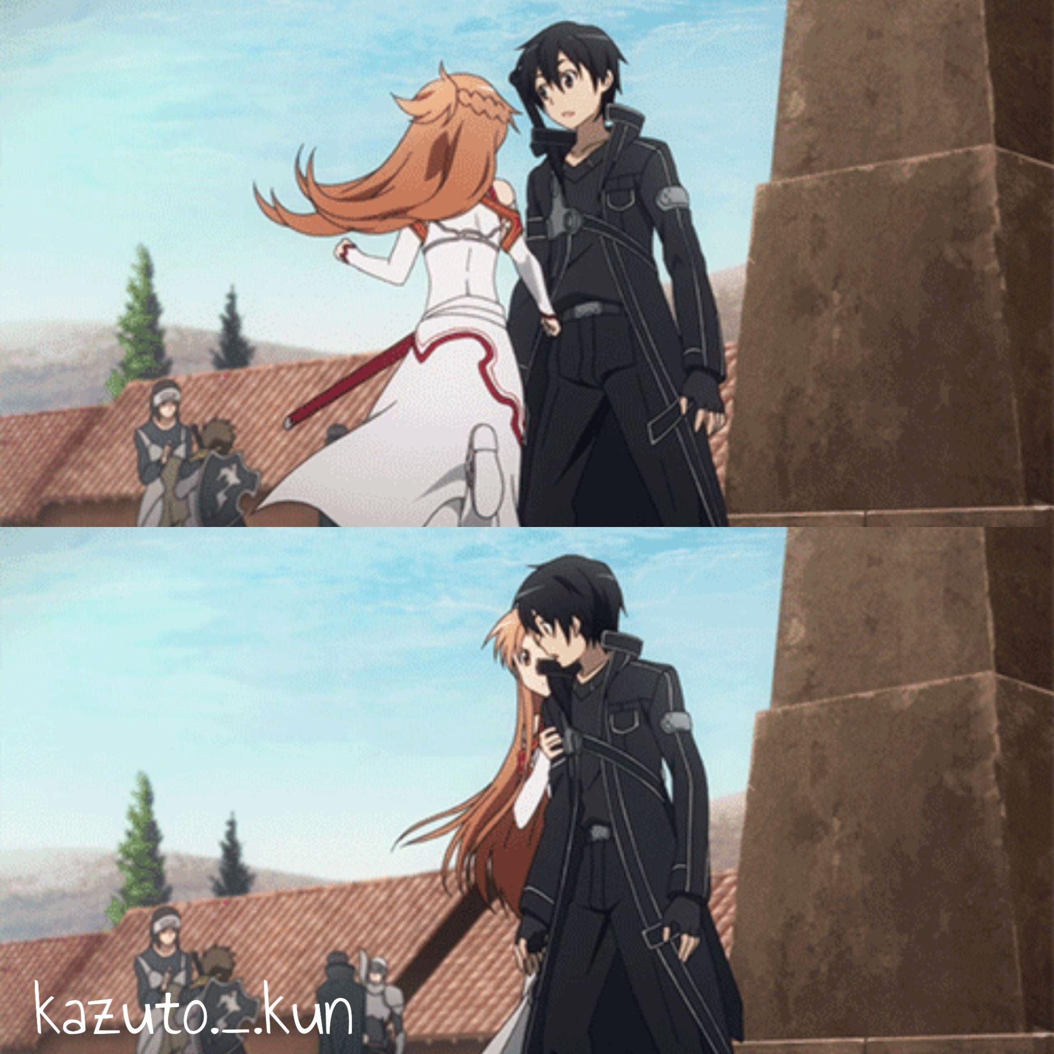 Asuna Plays Husband Shield With Images Sword Art Online Asuna