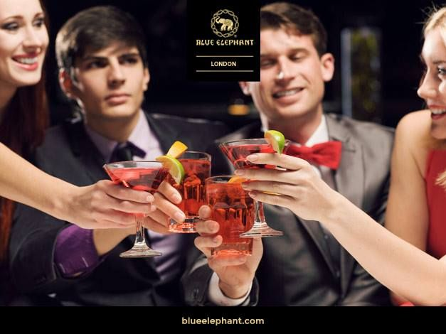 Have an #Office #ChristmasParty at #BlueElephant - customised, authentic #Thai feasts await! Add on live music, dance or even a magician. #ChristmasPack http://www.blueelephant.com/london/promotions/blue-elephant-christmas-pack/