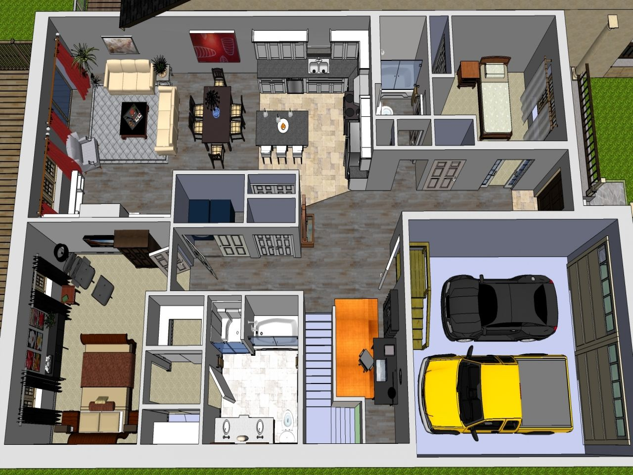 [ Modern Bungalow House Designs And Floor Plans For Small Homes Blueprints  Rising World Forum ] - Best Free Home Design Idea & Inspiration