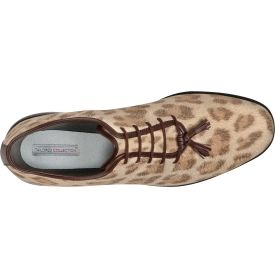 FootJoy Women's Tailored Collection Leopard Print Golf Shoes - Dick's  Sporting Goods